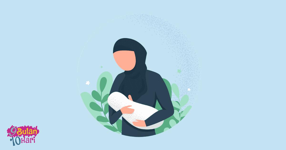 realiti kehidupan ibu yang menyusu