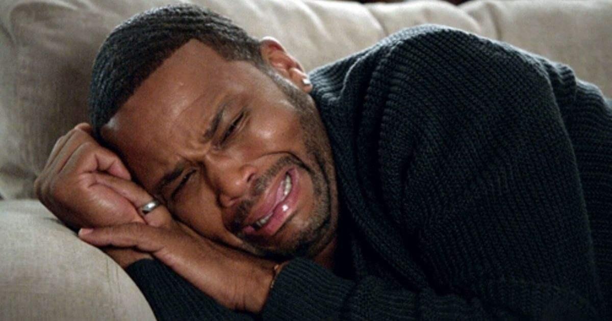 suami menangis