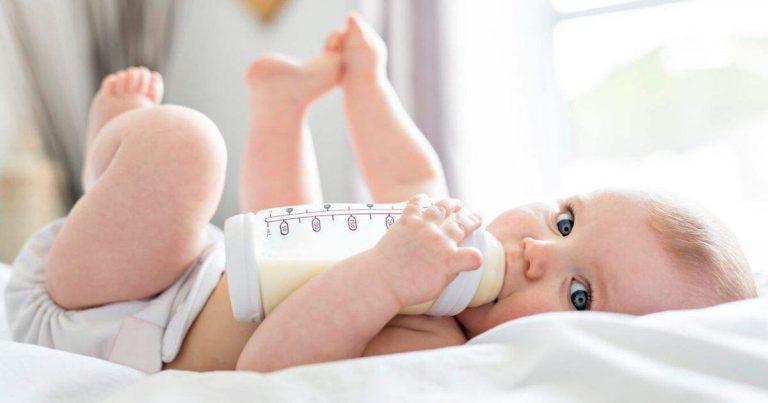 bayi hisap susu
