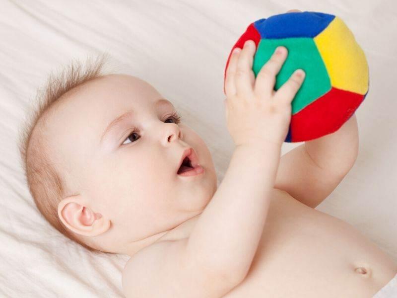 Bayi Genggam Tangan