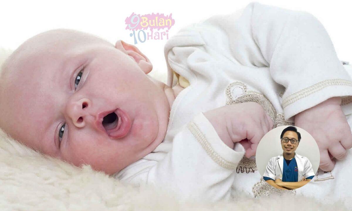 Nafas Bayi Berbunyi
