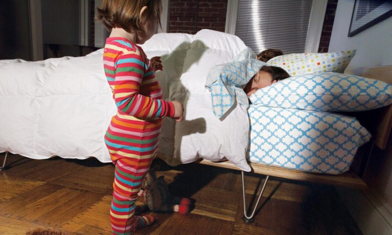 Anak Tidur Asing